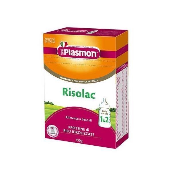 PLASMON LATTE RISOLAC POLVERE GR 350