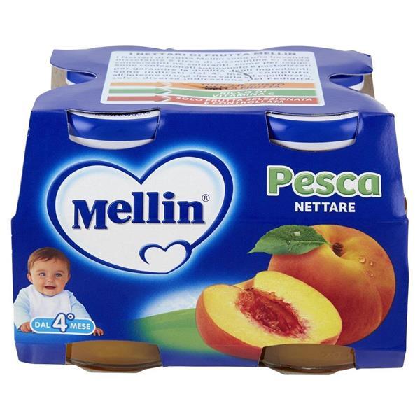 MELLIN NETTARE 4X125 PESCA