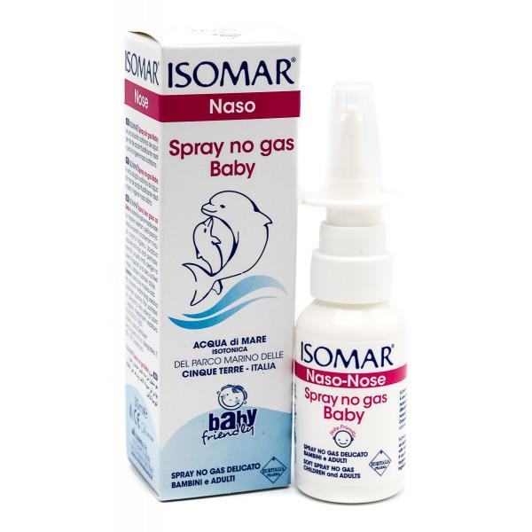 ISOMAR SPRAY NO GAS BABY 30 ML.