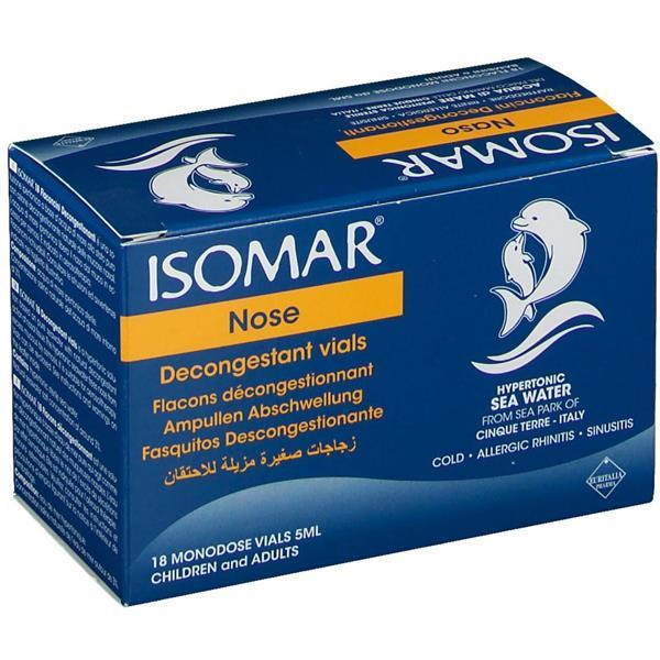 ISOMAR FLAC.DECONGESTIONANTI