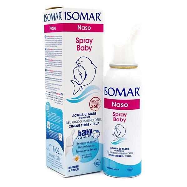 ISOMAR SPRAY BABY C/CAMOMILLA