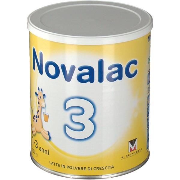 NOVALAC LATTE 3 POLV GR.800