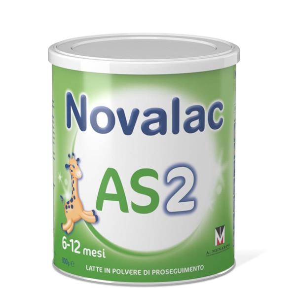 NOVALAC LATTE AS2 800 GR