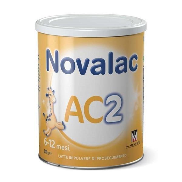 NOVALAC LATTE AC 2 800 GR