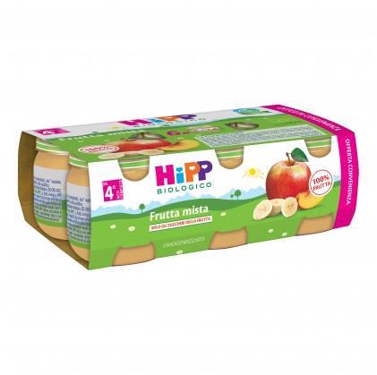 HIPP OMO FRUTTA MISTA 6X80G