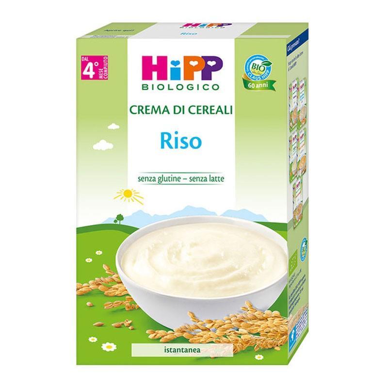 HIPP FARINE CREMA RISO GR200