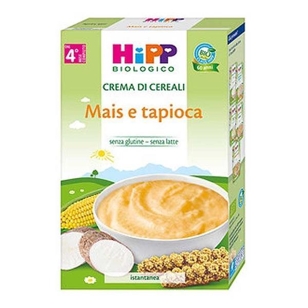 HIPP FARINE CREMA MAIS E TAP GR200