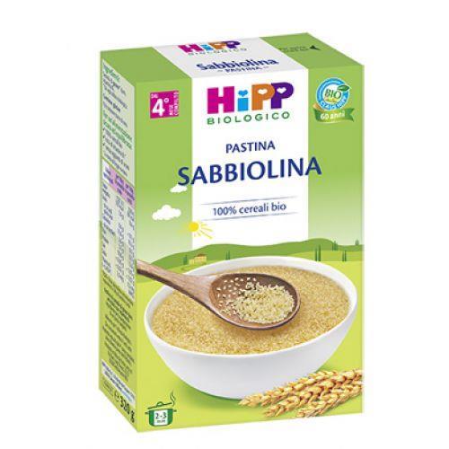 HIPP PASTINA SABBIOLINA GR320