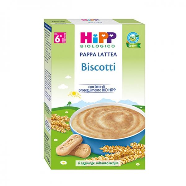 HIPP FARINA PAPPA BISCOTTO GR250