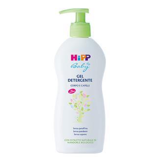 HIPP BABY GEL DET CORPO&CAPELLI ML400