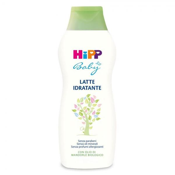 HIPP BABY LATTE IDRATATANTE ML350