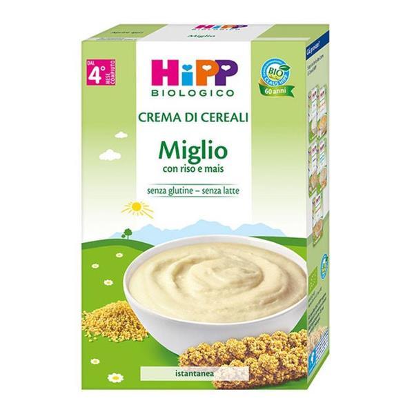HIPP FARINE CREMA MIGLIO GR200