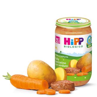 HIPP PAPPA SPEZZATINO GR250