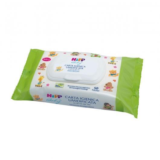 HIPP BABY CARTA IG UMIDIFICA PZ50