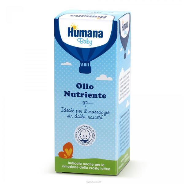 HUMANA BABY OLIO NUTRIENTE 150ML