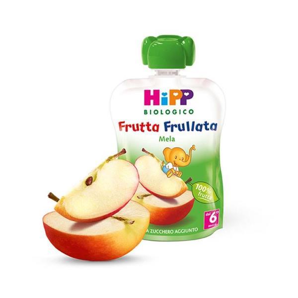 HIPP FRUTTA FRULLATA MELA ML90