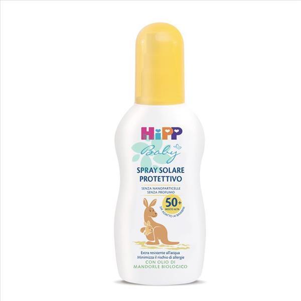 HIPP SOLARE SPRAY PROTETTIVO 50+