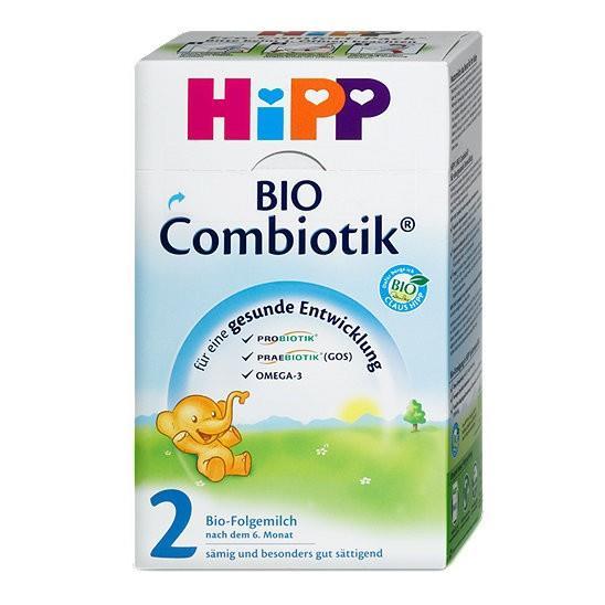 HIPP LATTE COMBIOTIC PROSEG.2 POLV.600GR