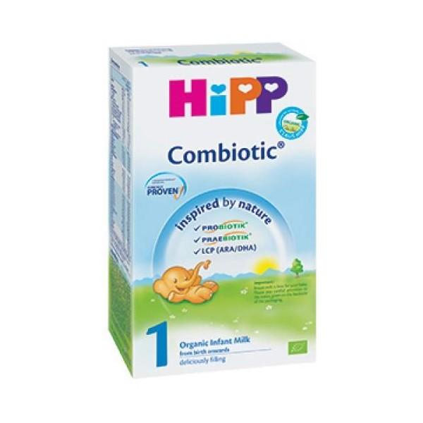 HIPP LATTE COMBIOTIC LATTANTI 1 POLV.600GR
