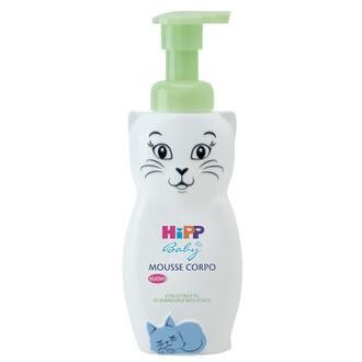HIPP MOUSSE CORPO GATTO 150ML