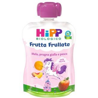 HIPP FRUTTA FRULLATA UNICORNO 90GR