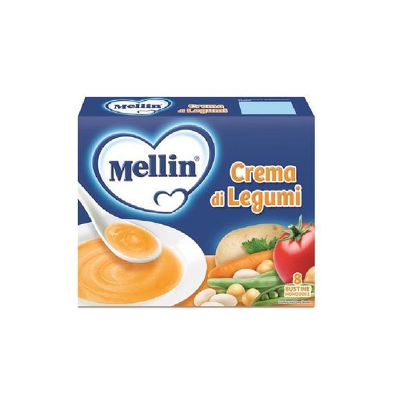 MELLIN BRODO CREMA LEGUMI BS