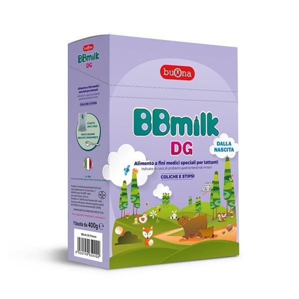 BBMILK DG 400GR