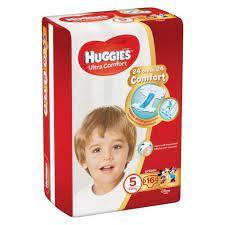 HUGGIES ULTRA CONFORT TG5 11/25