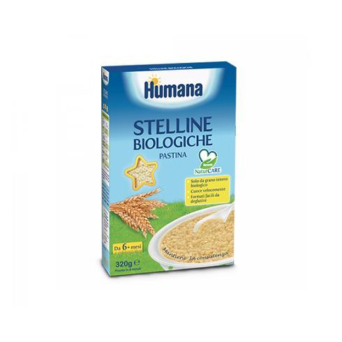 HUMANA PASTINE STELLINE GR320