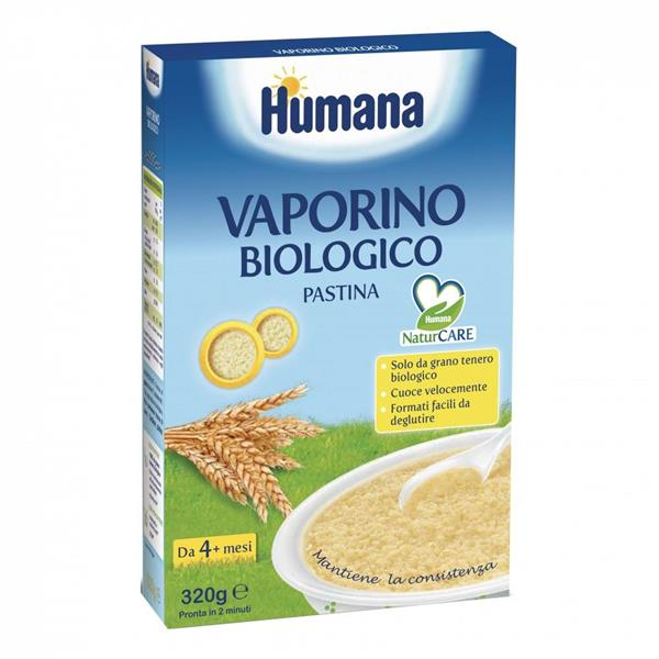 HUMANA PASTINE VAPORINO GR320
