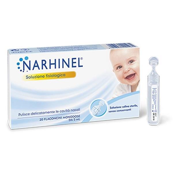 NARHINEL SOL FISIO 20 FLACO