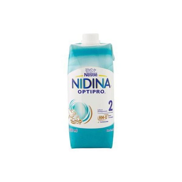 NESTLE NIDINA LATTE 2 LIQUIDO ML500