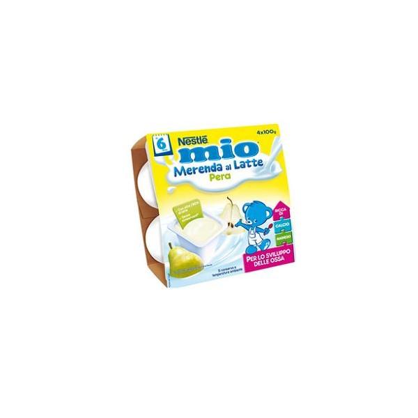 NESTLE MIO MERENDA LATTTEPERA GR100X4
