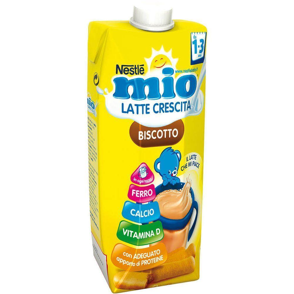 NESTLE MIO LATTE BISCOTTI ML500