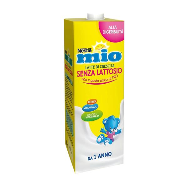 NESTLE MIO LATTE CRESCITA SENZA LATTOSIO 1LT