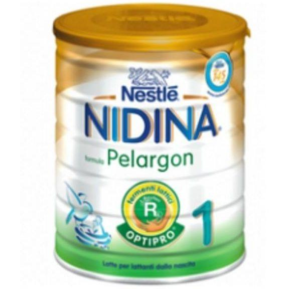 NESTLE NIDINA LATTE PELARGON 1 LR GR800