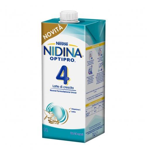 NESTLE NIDINA LATTE 4 OPTRIPO   LT1