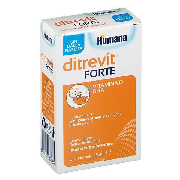 HUMANA INTEG. DITREVIT FORTE ML15