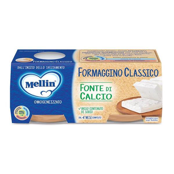 MELLIN OMO FORMAGGINO CLASSICO GR80X2