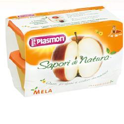 PLASMON FRUTTA GRATTUGIATA MELA GR 100X4