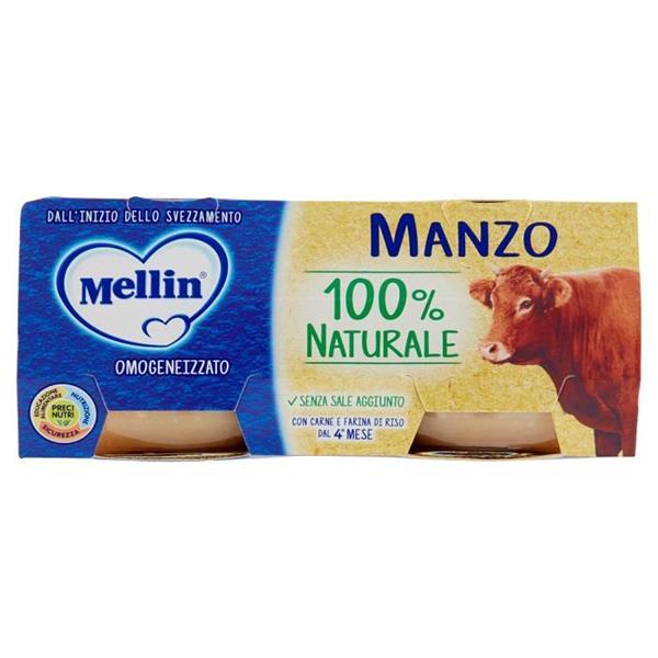 MELLIN OMO CARNE 2X80 MANZO