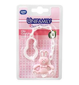 UNIFAMILY CLIP CONIGLIO GIRL
