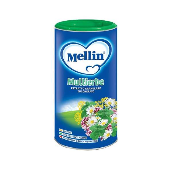 MELLIN TISANA 200GR GRANULATA MULTIERBE