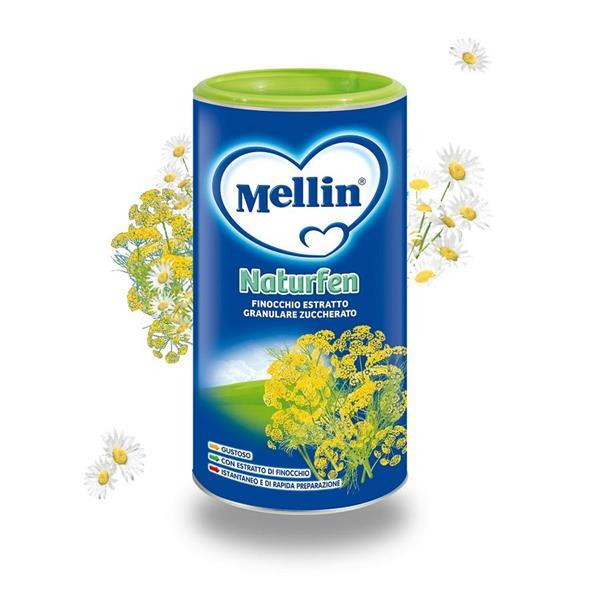 MELLIN TISANA NATURFEN GRANULATA GR200
