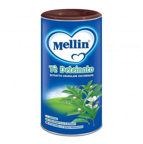 MELLIN TISANA TÈ DETEINATO GR200