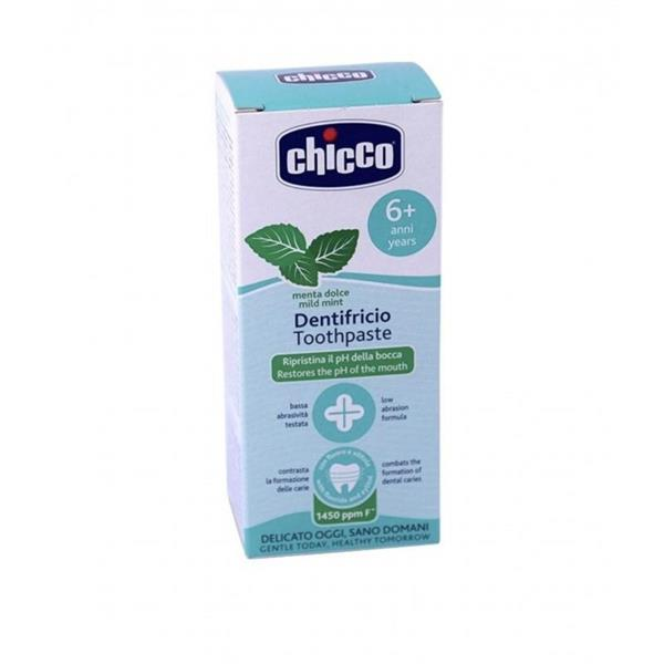 CHICCO DENTIF MENTA 6+ ML50