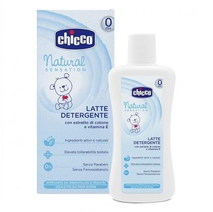 CHICCO NATURAL LATTE DETERG ML500