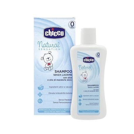 CHICCO NATURAL SHAMPOO SENSITIVE ML200