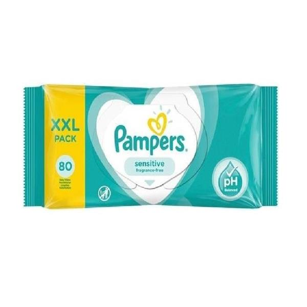 PAMPERS SALVIETTE SENSITIVE 80PZ