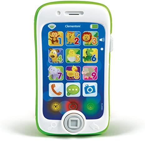 CLEMENTONI SMARTPHONE TOUCH E PLAY